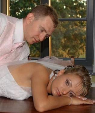 Sprosté svatební fotky 11