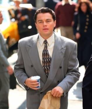 Při natáčení svého zatím posledního filmu Wolf of Wall Street