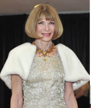 Podle šéfredaktorky Vogue Anny Wintour vznikla kniha, posléze film Ďábel nosí Pradu