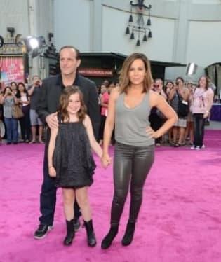 Jennifer s rodinou