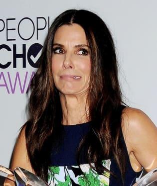 Gravitace změnila Bullockové život, jak ukázala divácká anketa People's Choice Awards