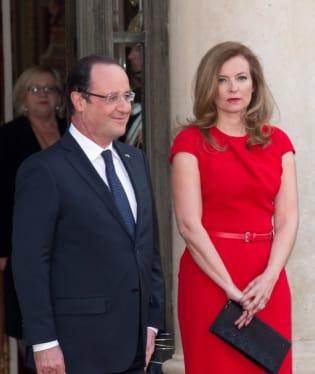 Francouzský prezident se rozešel s přítelkyní. Vyměnil ji za mladší