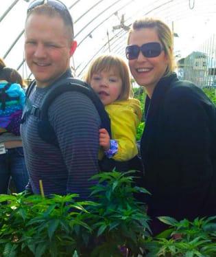 Tříletá holčička trpící epilepsií se léčí pomocí marihuany - Obrázek 2