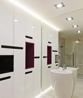 Zabudované úložné prostory