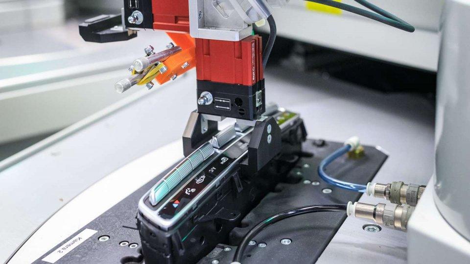 Continental Cobot - testování výrobku