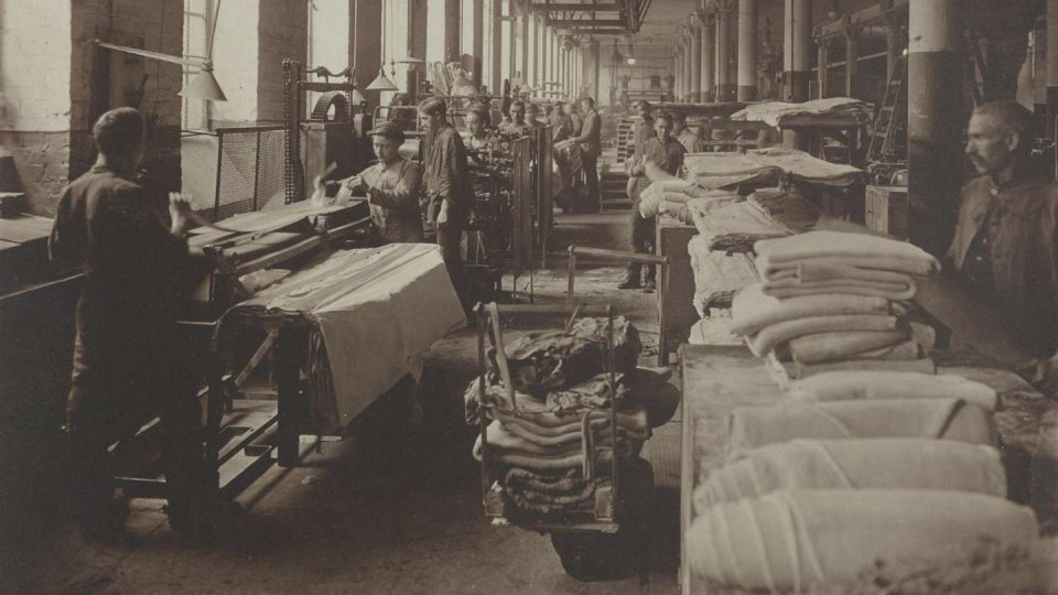 Continental - historická výroba