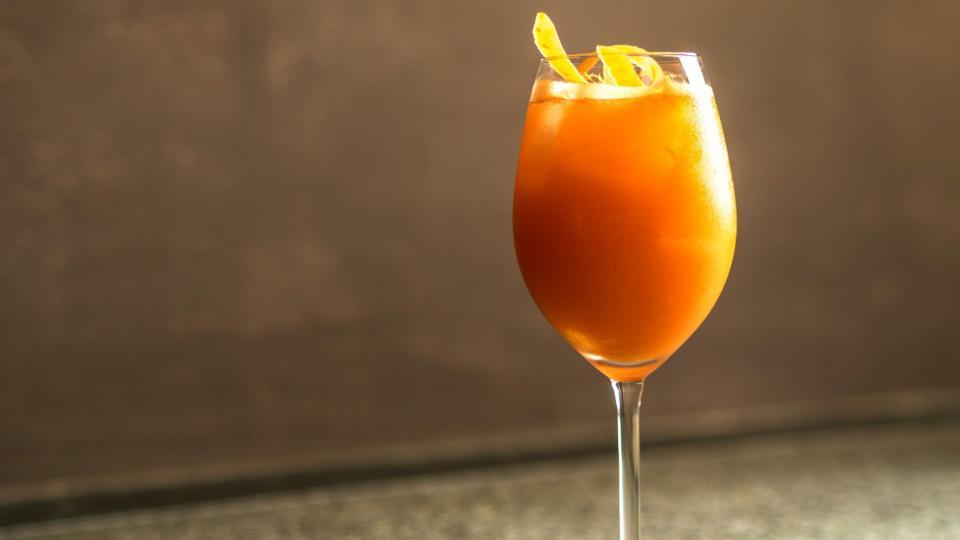 Carrot Bomb (drink)