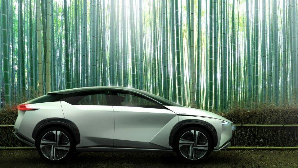 Nissan IMX – plně autonomní vozidlo