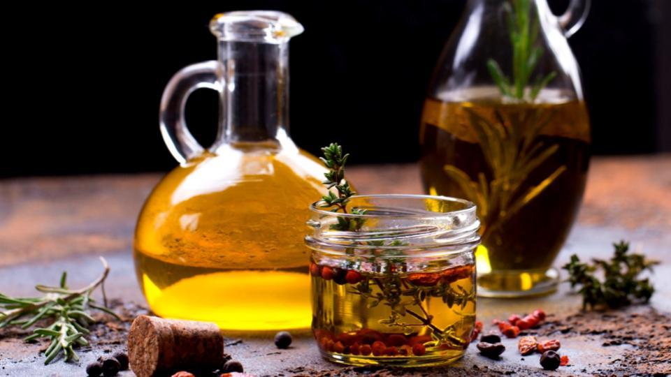 Ochucené olivové oleje