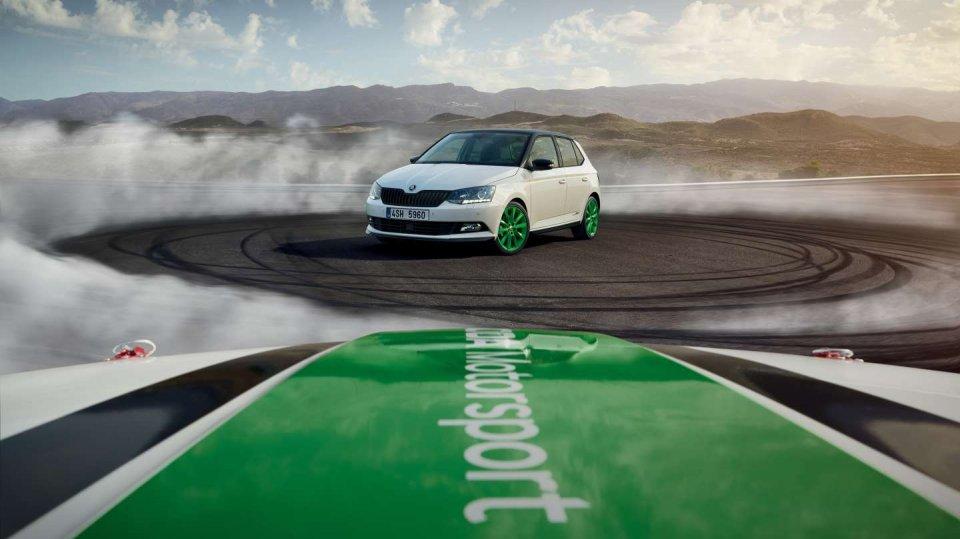 Škoda Fabia limitovaná edice