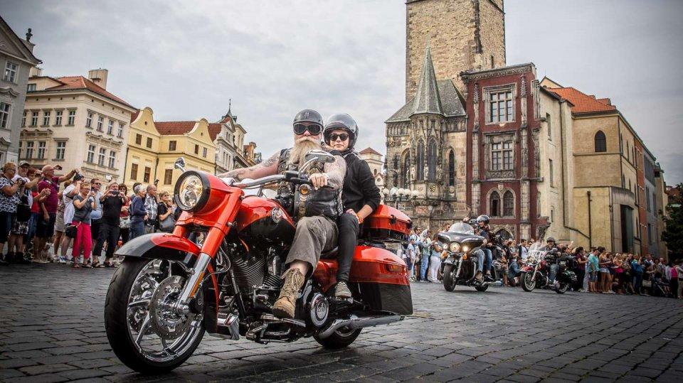 Harley-Davidson Praha