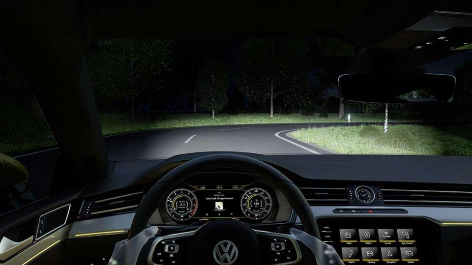 Volkswagen LED světlomety
