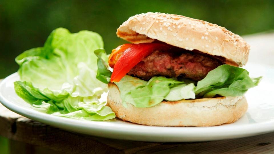 Hamburger di Manu (Hamburger podle Mana)