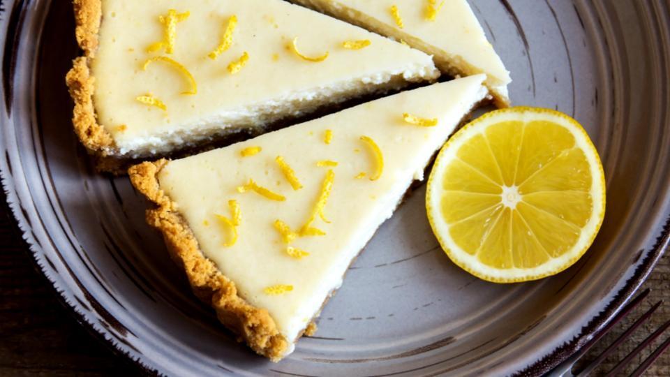 Mascarpone al limone (Citronový dort s Mascarpone)