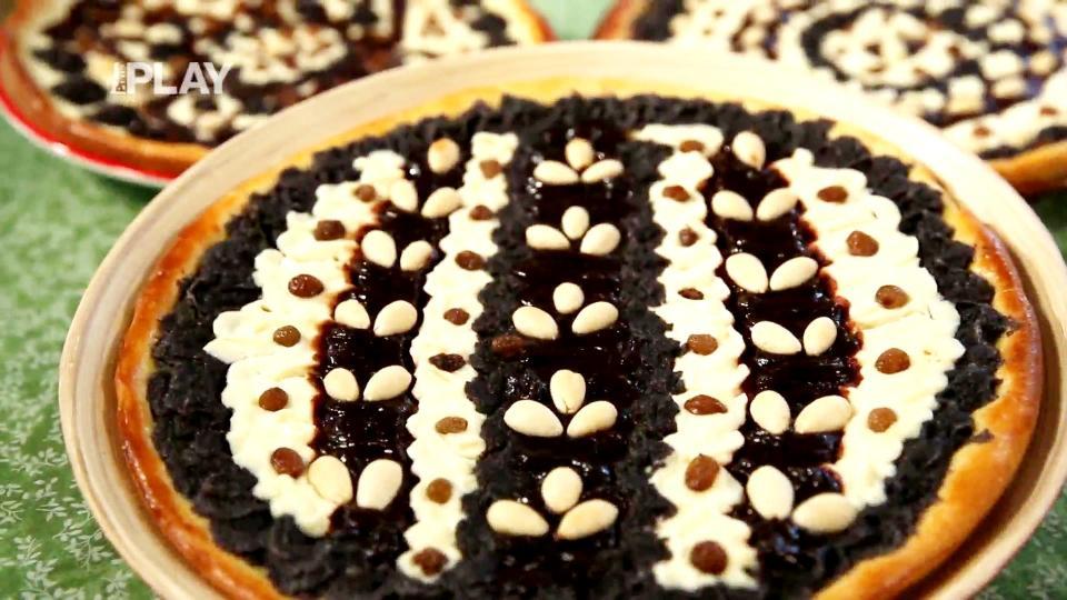 Pravý chodský koláč