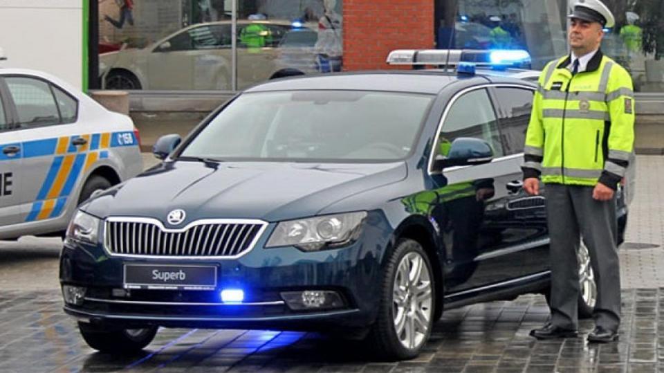 policejní Superb II