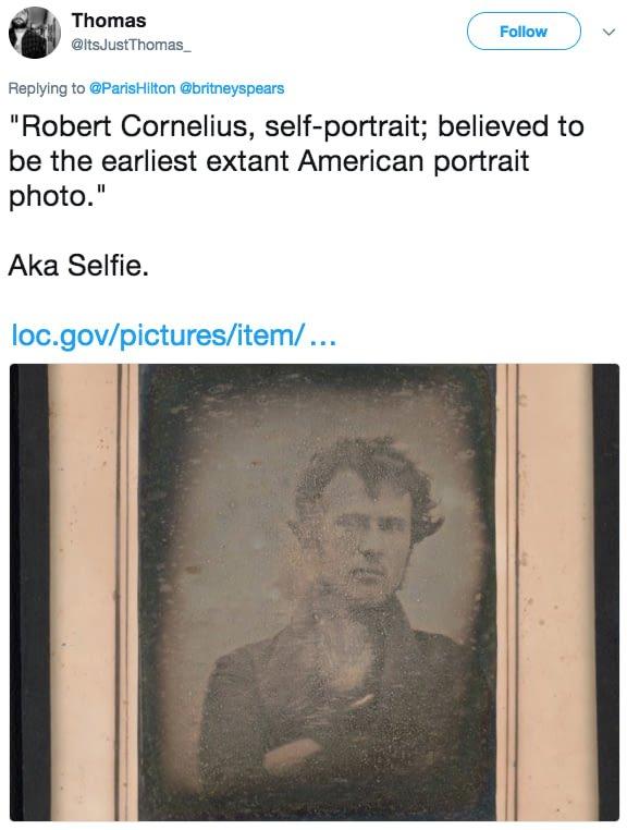 Kdo vyfotil první selfie? - Obrázek 3