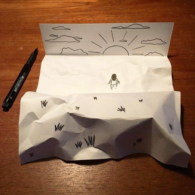 Chytré a zábavné hrátky s papírem 2