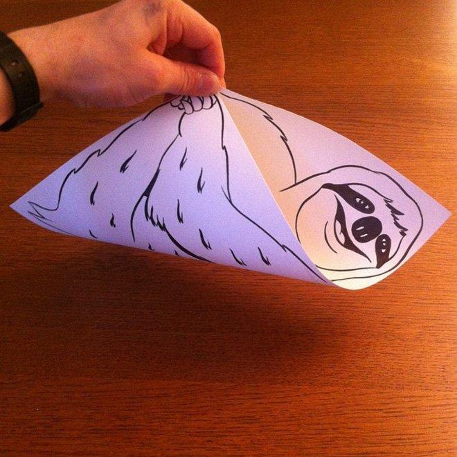 Chytré a zábavné hrátky s papírem 9