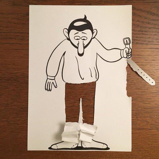 Chytré a zábavné hrátky s papírem 1