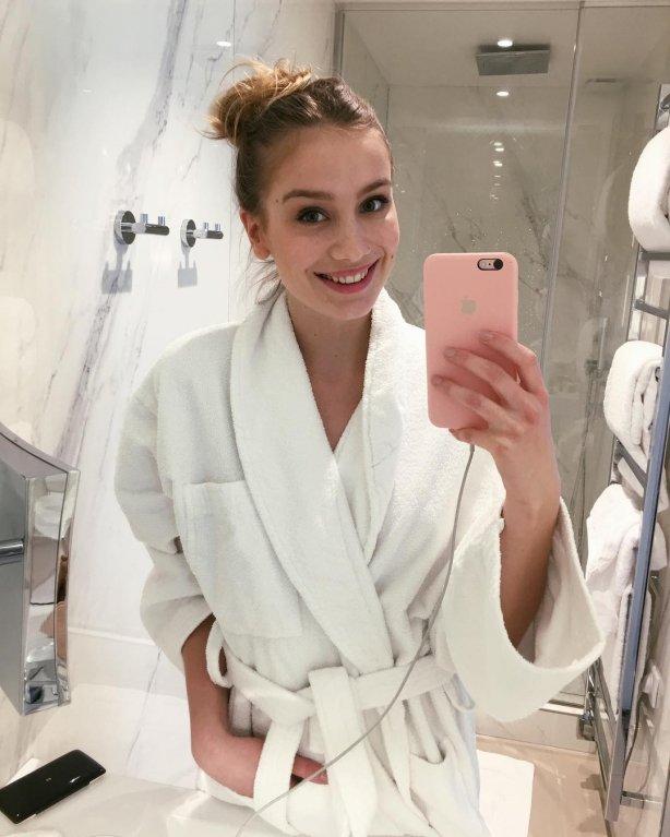 Anna Kadeřávková - Instagram 6