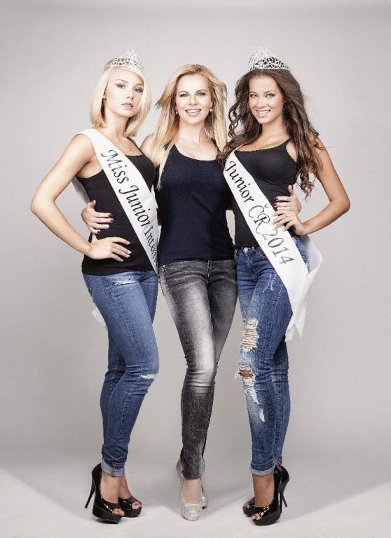 Kateřina Kristelová je novou tváří Miss Junior.