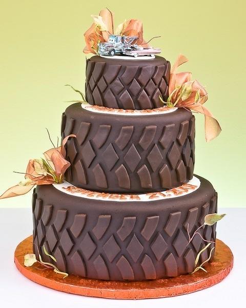 Božské dorty: Sladká auta - Obrázek 1