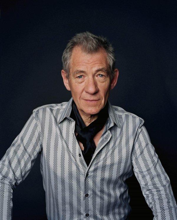 Ian McKellen žije už léta s partnerem
