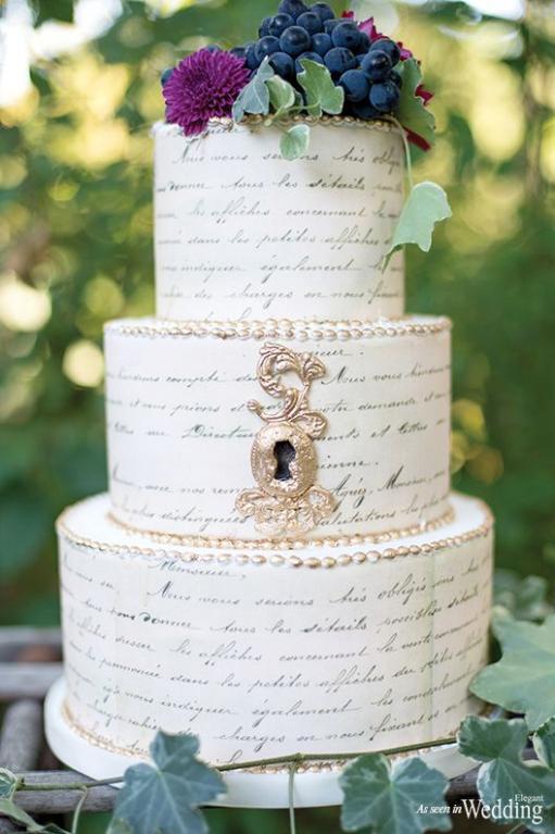 Kouzelný zámek možná do srdce nevěsty