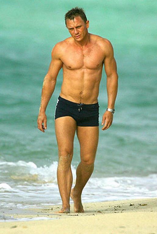 Herec Daniel Craig