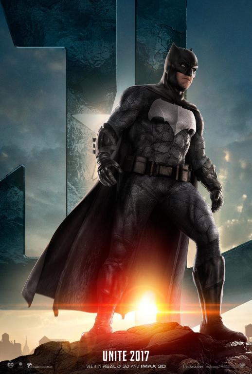 Batman na novém plakátu