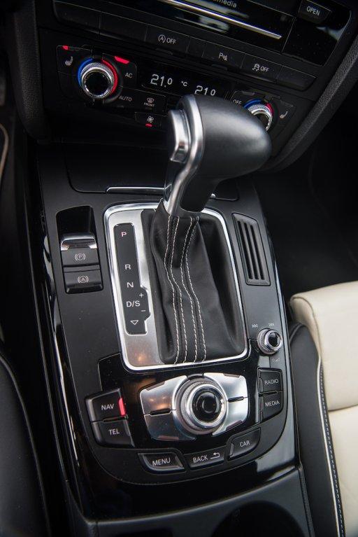 Audi A5 Sportback 2.0 TDI interiér 1