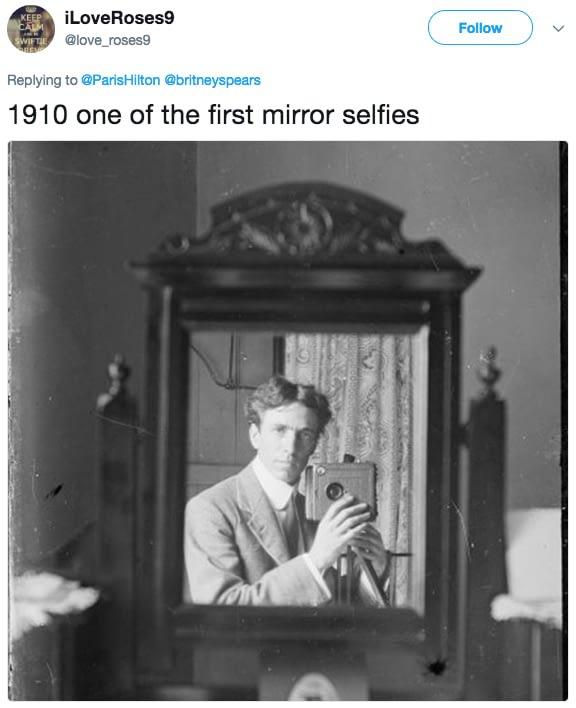 Kdo vyfotil první selfie? - Obrázek 4