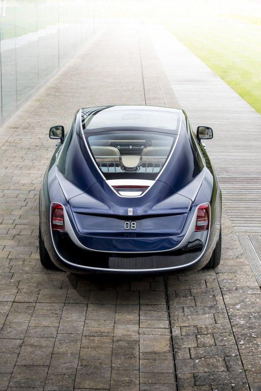 Nejdražší auto světa. Rolls-Royce Sweptail 1