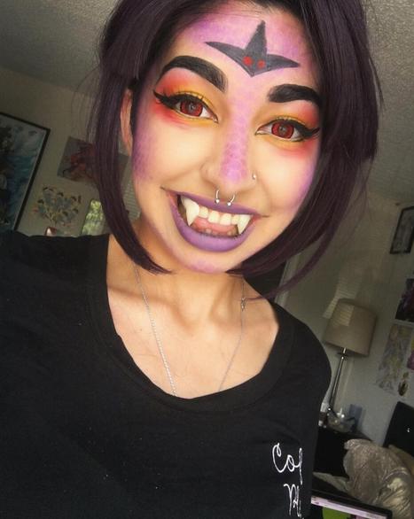 Pokémon make-up - Obrázek 12
