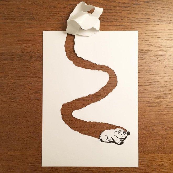 Chytré a zábavné hrátky s papírem 12