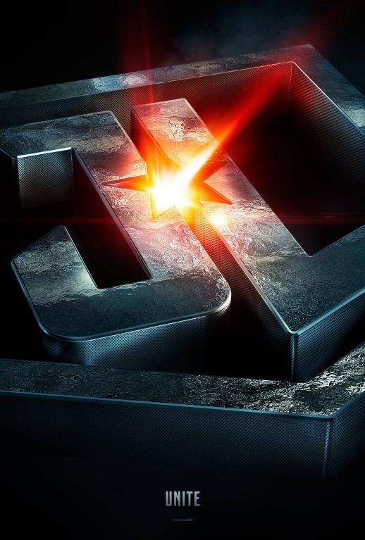 Liga spravedlnosti (2017) plakát