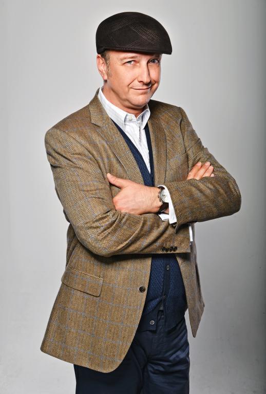 Jan Vondráček hraje exaktního vědátora Vlčka