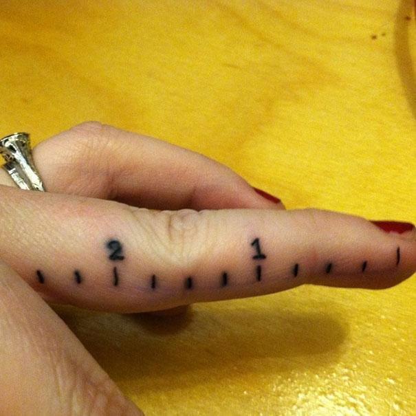 Super praktické tetování