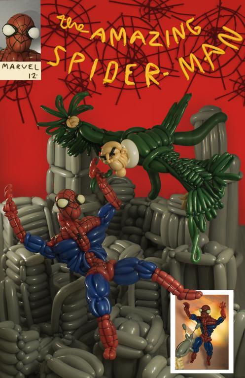 The Amazing Spider-Man; svazek 1 a 2