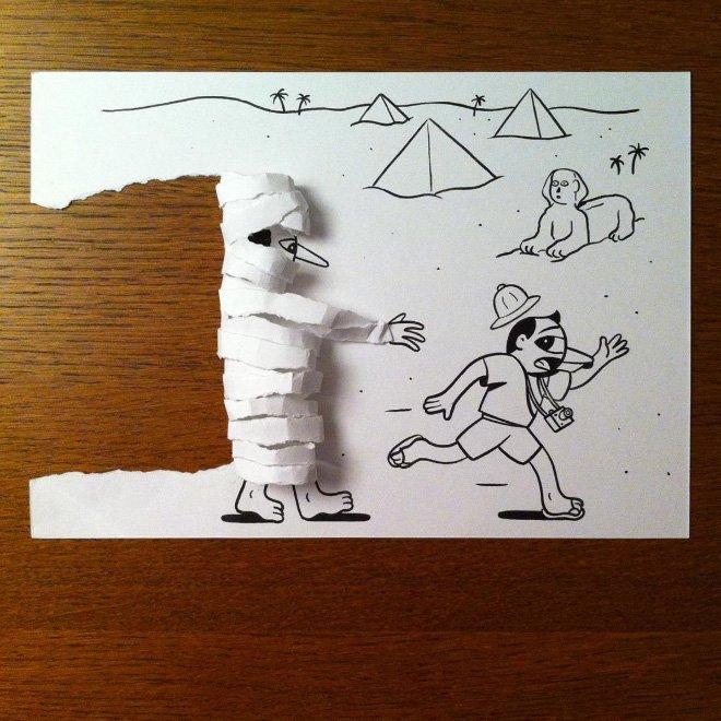Chytré a zábavné hrátky s papírem 10