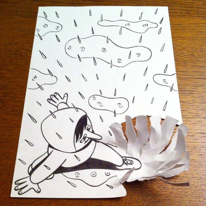 Chytré a zábavné hrátky s papírem 11