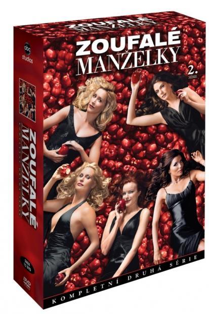 Zoufalé manželky DVD - Obrázek 2