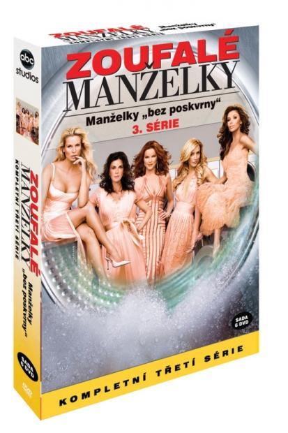 Zoufalé manželky DVD - Obrázek 3