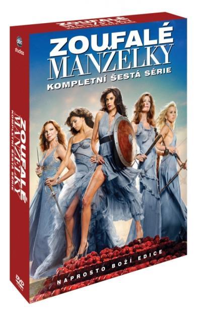 Zoufalé manželky DVD - Obrázek 6