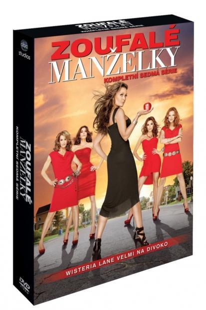 Zoufalé manželky DVD - Obrázek 7