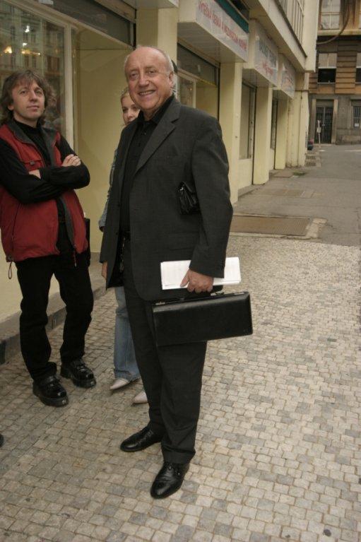 Hudebník Felix Slováček může být na talentované děti pyšný