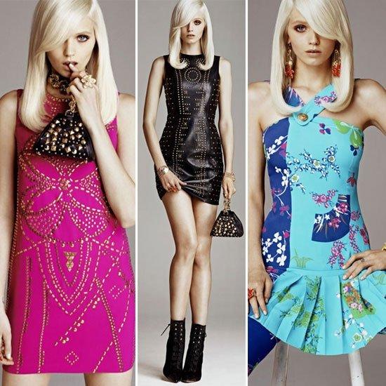 Donatella Versace pro H&M