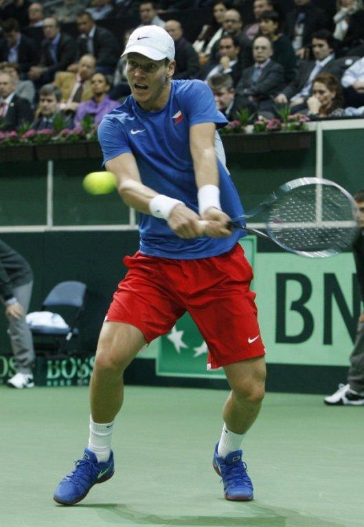 Tenista Tomáš Berdych se stane módním návrhářem