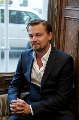 Leonardo od doby Titanicu zmužněl, ale stále má svůj chlapecký pohled